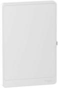 Porte Styl 3R blanc Resi9 - Tableaux électriques - Electricité & Eclairage - GEDIMAT