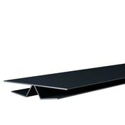 Angle intérieur/extérieur ép.16 mm larg.98 mm long.4 m Gris Anthracite - Lambris sous face PVC extérieur ép.10 mm larg.250 mm utile (264,5 hors tout) long.4 m Gris anthracite - Gedimat.fr
