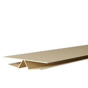 Angle intérieur/extérieur ép.16 mm larg.98 mm long.4 m Sable - Planche de rive PVC cellulaire à clouer ép.9 mm larg.200 mm long.4 m Sable - Gedimat.fr