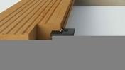 Kit de fixation invisible SOFTWOOD avec 100 clips et 100 vis - Terrasses en bois - Revêtement Sols & Murs - GEDIMAT