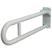 Barre relevable CLASSIC long.60cm blanc - WC surélevés - Salle de Bains & Sanitaire - GEDIMAT