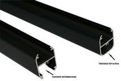 Lame pin de finition haute bombée Long.2 x Larg. 0,12 x Ep.0,021 m - Ecrans - Clôtures - Menuiserie & Aménagement - GEDIMAT