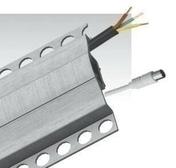 Profil listel aluminium long.2m - Armoires de toilette et Accessoires - Salle de Bains & Sanitaire - GEDIMAT