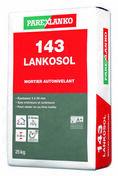 Mortier de ragréage 143 LANKOSOL - sac de 25kg - Enduit de bouchage - sac de 10kg - Gedimat.fr