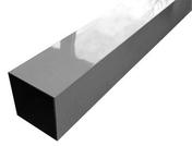 Poteau aluminium coloris Blanc 50 x 50 x 2,30 m - Vérandas - Menuiserie & Aménagement - GEDIMAT