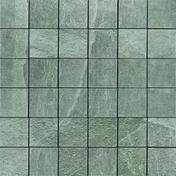 Mosaïque pour sol intérieur en grès cérame coloré dans la masse rectifié X-ROCK dim.30x30cm coloris gris - Panneau de Particule Surfacé Mélaminé (PPSM) ép.16mm larg.2,07m long.2,80m Blanc Yukon finition Perlé - Gedimat.fr