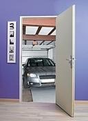 Bloc-porte isolant CLIMAT C huisserie 66x54mm haut.2,04m larg.83cm poussant gauche - Bloc-porte isolant CLIMAT C huisserie 66x54mm haut.2,04m larg.83cm poussant droit - Gedimat.fr