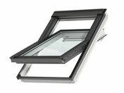 Fenêtre confort VELUX GGL CK02 type 2076 WHITE FINISH haut.78cm larg.55cm - Fenêtres de toit - Raccords - Couverture & Bardage - GEDIMAT