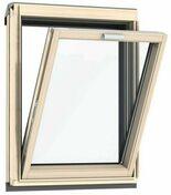 Fenêtre verticale VFE pour verrières d'angle WHITE FINISH SK35 2057 - Tuile châtière pour tuiles CANAL GELIS et CANAL 230-50 POUDENX coloris pastel - Gedimat.fr