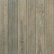 Carrelage pour sol extérieur en grès cérame émaillé COTTAGE dim.45x45cm coloris wengé - Carrelages sols extérieurs - Revêtement Sols & Murs - GEDIMAT