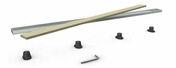 Barette de finition TOP long.80cm - Panneaux à Carreler - Revêtement Sols & Murs - GEDIMAT