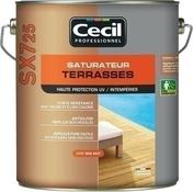 Saturateur terrasses SX725 pour les bois extérieur horizontaux CECIL PRO - Produits de finition bois - Peinture & Droguerie - GEDIMAT