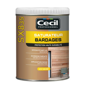 Saturateur bardages SX835 - Produits de finition bois - Peinture & Droguerie - GEDIMAT