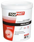 Enduit allégé de rebouchage et lissage REDLIGHT 1 litre - Enduits de lissage - Peinture & Droguerie - GEDIMAT