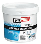 Cachet bleu pâte enduit de finition gain de temps TOUPRET - Enduits - Colles - Isolation & Cloison - GEDIMAT