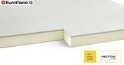 Doublage polyuréthane hydro EUROTHANE G BA13+103 - 2,60x1,20m Ep.116mm - R=4,65m².K/W - Murs et Cloisons intérieurs - Isolation & Cloison - GEDIMAT