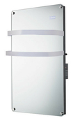 Sèche-Serviettes miroir rayonnant 1500W - Chauffage salle de bain - Salle de Bains & Sanitaire - GEDIMAT