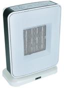 Soufflant céramique oscillant QUADRO 1500W - Radiateurs électriques - Chauffage & Traitement de l'air - GEDIMAT
