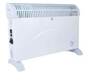 Convecteur mobile PRIMO Long.58,5cm Haut.42,5cm Ép.20cm coloris Blanc 2000W - GEDIMAT - Matériaux de construction - Bricolage - Décoration