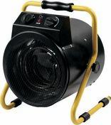 Canon à chaleur électrique 3000W Long.33cm Haut.38cm Ép.14 cm - GEDIMAT - Matériaux de construction - Bricolage - Décoration
