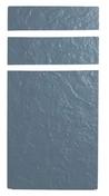 Sèche-serviettes inertie Ardoise noire 1000W - Poutre VULCAIN section 12x50 cm long.4,00m pour portée utile de 3,1 à 3,60m - Gedimat.fr