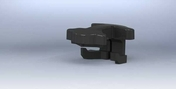 capuchon GIGA noir pour poteau GIGA à clips - sachet de 3 pièces - Dévidoir pour papier WC COLOR LINE finition taupe - Gedimat.fr