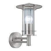 Applique Lisio 60 W en acier inoxydable - GEDIMAT - Matériaux de construction - Bricolage - Décoration