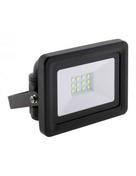 Projecteur LED 10W 6500K 800LM IP65 Noir - Projecteurs - Baladeuses - Hublots - Electricité & Eclairage - GEDIMAT