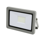 Projecteur LED 30W 6400K 2400LM IP65 Gris - Projecteurs - Baladeuses - Hublots - Electricité & Eclairage - GEDIMAT