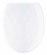 Abattant WC Autoclip blanc - Abattants et Accessoires - Salle de Bains & Sanitaire - GEDIMAT