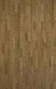Parquet contrecollé SAMBA click en HDF ép.10mm larg.14cm long.1,19m chêne brossé fumé verni - Parquets - Menuiserie & Aménagement - GEDIMAT
