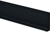 Profil de départ en aluminium thermolaqué haut.10mm larg. 45mm long.3m Noir - Profilé d'angle aluminium 89 x 89 mm long.3,60m pour bardage co-ex Atmosphère Gris Anthracite - Gedimat.fr