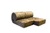 Laine de verre NATUROLL 032 non revêtue - 2,7x0,575m Ep.150mm - R=4,70m².K/W. - Panneau de fibre de bois STEICOFLEX F ép.200mm larg.575mm long.1,22m - Gedimat.fr