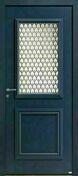 Porte d'entrée PICTO3 en aluminium droite poussant haut.2.15m larg.90cm laqué blanc - Portes d'entrée - Menuiserie & Aménagement - GEDIMAT