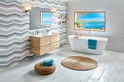 Faience rectifiée mat MEDITERRANEA - Dim.29x100cm   - GEDIMAT - Matériaux de construction - Bricolage - Décoration