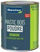 Mastic Bois Poudre Bois blanc 1kg - Traitements curatifs et préventifs bois - Couverture & Bardage - GEDIMAT