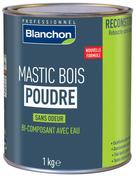 Mastic Bois Poudre Chêne clair 1kg - Traitements curatifs et préventifs bois - Peinture & Droguerie - GEDIMAT