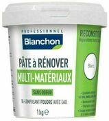 Pâte à Rénover Blanc 1kg - Traitements curatifs et préventifs bois - Couverture & Bardage - GEDIMAT
