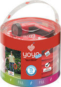 Tuyau d'arrosage étirable YOYO 15 ml - Tuyaux d'arrosage - Aménagements extérieurs - GEDIMAT