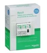 Coffret protection et commande chauffe-eau pré-câblé - Tableaux électriques - Electricité & Eclairage - GEDIMAT