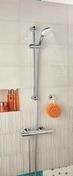 Mitigeur douche mural G800 - Carrelage pour mur intérieur ALL WHITE faience mate rectifiée 30cmx90cm Ép.10mm - Gedimat.fr