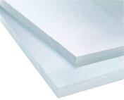 Mousse polystyrène expansé EPSITOIT 25 - 1,20x0,50m Ep.150mm - R=4,40m².K/W. - Dalles - Terrasses - Isolation & Cloison - GEDIMAT