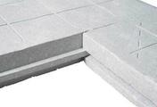 Mousse polystyrène expansé EPS.SOL PLUS - 1,20x1m Ep.62mm - R=2,00m².K/W. - Dalles - Terrasses - Isolation & Cloison - GEDIMAT