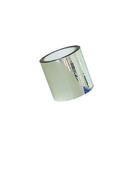Adhésif PP argent A/100-AB - rouleau de 50m - 100mm - Accessoires isolation - Isolation & Cloison - GEDIMAT