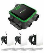 Kit EasyHOME PureAir Compact CLASSIC - VMC - Salle de Bains & Sanitaire - GEDIMAT