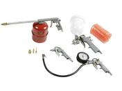 Kit 8 pièces STANLEY pour compresseur - Compresseurs - Outillage - GEDIMAT