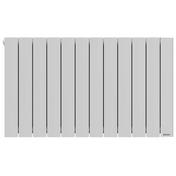 Radiateur OROSI Blanc 2000 W Long.97,80cm Haut.58,50cm Ép.13cm SAUTER - Radiateurs électriques - Chauffage & Traitement de l'air - GEDIMAT