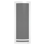 Panneau rayonnant Sundoro Vertical Blanc 2000 W SAUTER - Laine de verre en panneau roulé NATUROLL 032 nue R=4,70 long.5,4m larg.57,5cm ép.150mm - Gedimat.fr