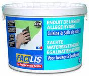 Enduit de lissage cuisine et bain - seau de 5kg - Enduits de lissage - Peinture & Droguerie - GEDIMAT