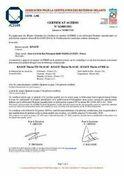 Entrevous polystyrène HOURDIVERSEL C24 LC129+ SE M1  - 1235x700mm - Planchers - Matériaux & Construction - GEDIMAT